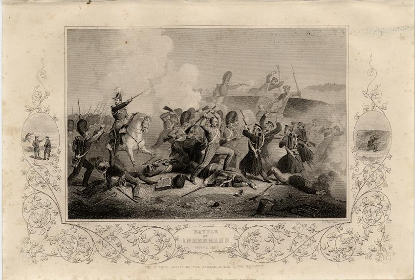 Bataille d'Inkermann