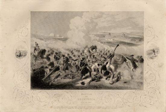 Battle of Eupatoria 1855