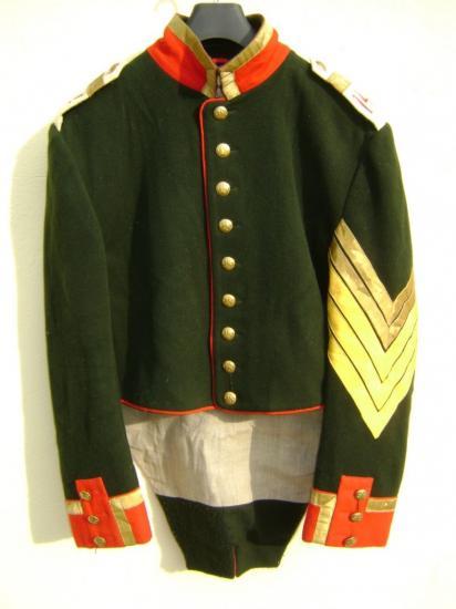Habit adjudant Minsky Regiment