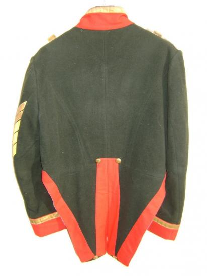 Habit adjudant Minsky Regiment