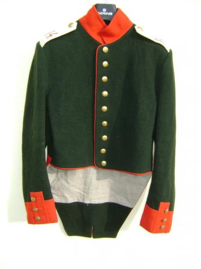 Habit soldat Minsky Regiment