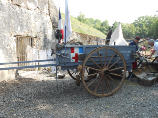 Fort de Villey Saint Etienne