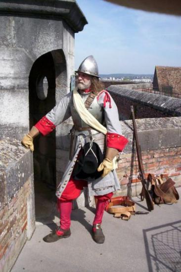 L'armée de Louis XIV