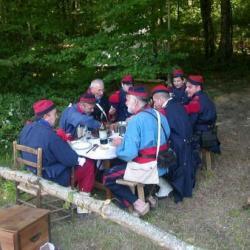 Forêt de Chaux, Fourgs.