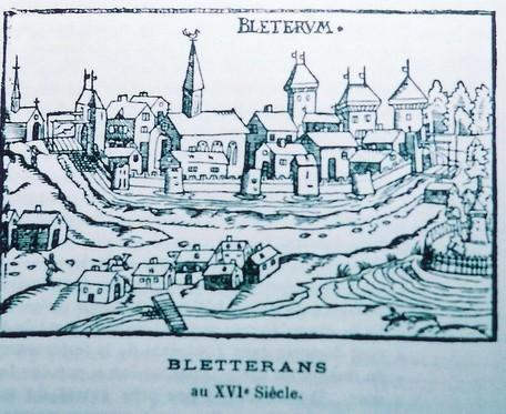 Documents des XVI°, XVII° et XVIII° siècles