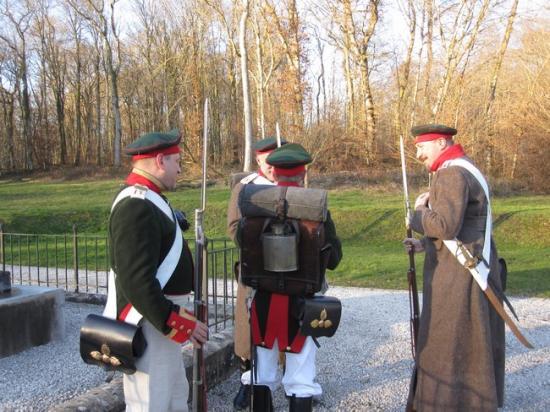 Villersexel, Minsky Regiment.