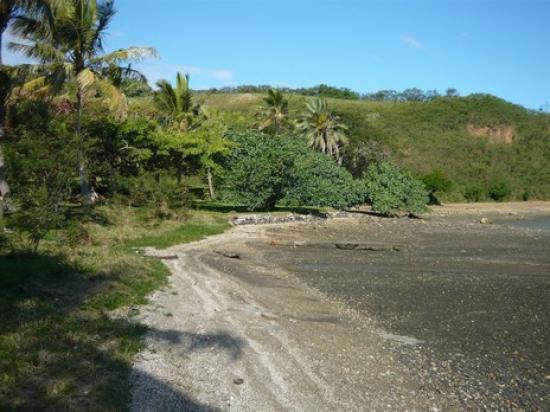 Presqu'île Ducos.