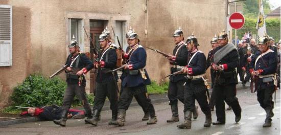 Photo l'Est Républicain, Villersexel 2013