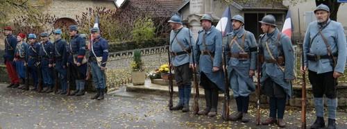 Le lundi 11 novembre 1918 a 5 h 15 les representants des allies signaient l armistice 1478895315r